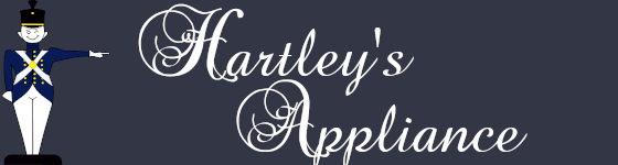 Hartley's Appliance Logo