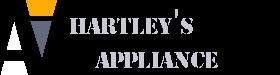 Hartley's Appliance Logo